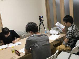 鍼道五経会の東京講座第1回は手太陰肺経のお勉強