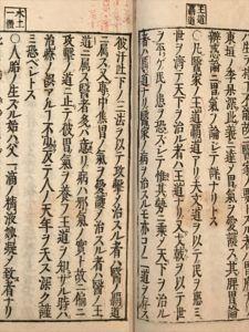 三藏辨解に記される医の王道と覇道