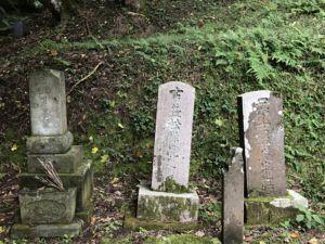 金沢市にある吉益西州のお墓