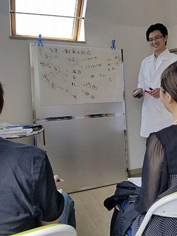 鍼道五経会の東京講座はアシル治療室にて開催