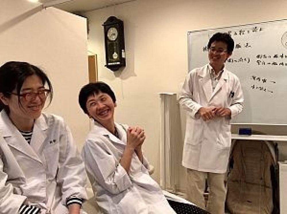 鍼道五経会の医書五経を読む講座風景の写真