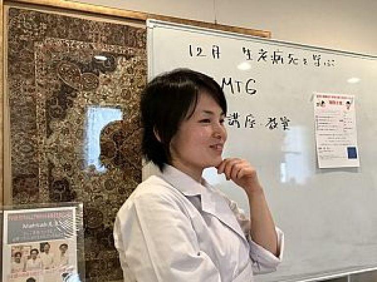 2020年の予定とその進捗状況を語る森裕子先生