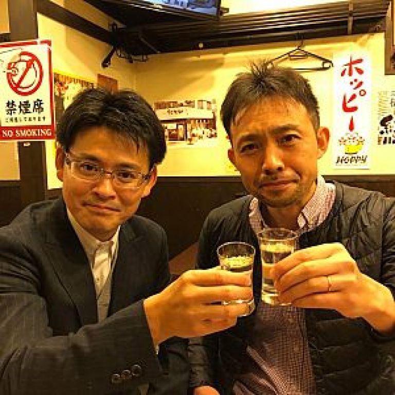鍼道五経会 2020年最初の打ち上げ