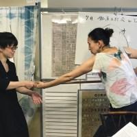 膂力と治療家キャラクターがわかった東京講座
