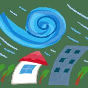 台風・低気圧の影響を考える