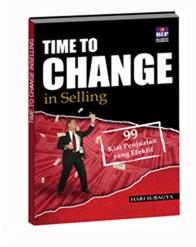 Buku untuk perubahan bisnis