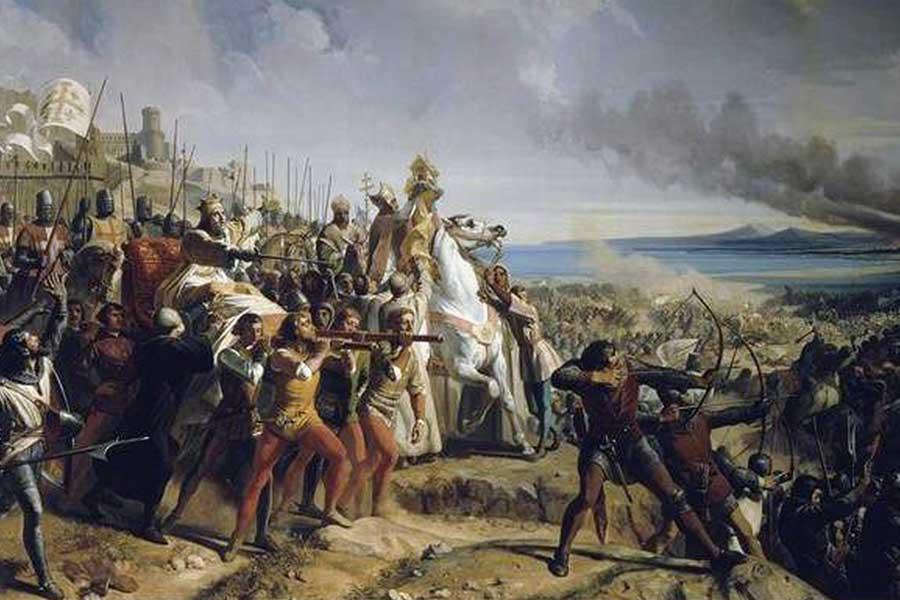 Nubuat Akhir Zaman Menggambarkan Turki Memimpin Ishmael dalam Perang Final di Yerusalem