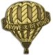 213 7511 1 - Above and Beyond Pin