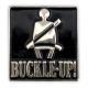 213 8811 1 - Buckle Up Pin