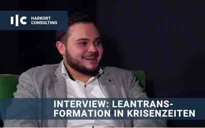 Interview: Altersnachfolge und Lean Transformation in Krisenzeiten