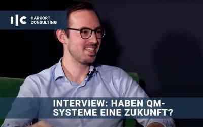 Interview: QM-Systeme – Vergangenheit oder Zukunft?