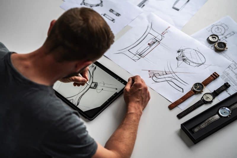 Brand and Watch Designer Nikolai Kampen
