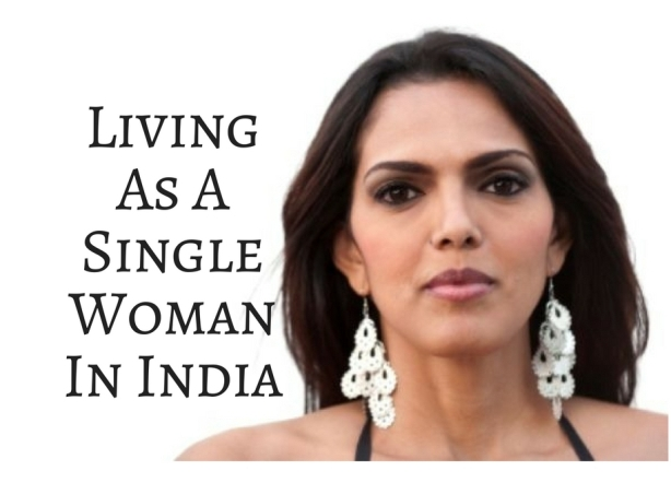 Living-Single-Woman-In-India