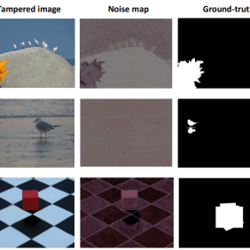 Detecting fake images with Machine Learning