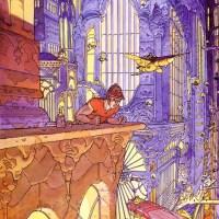 Cyberpunk II: La deuda con Moebius