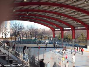 Riverbank State Park Skating Rink