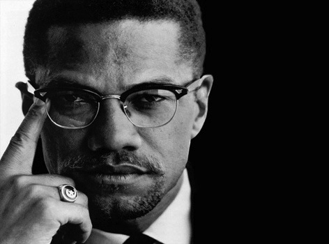 """QUOTE:  Malcolm X """"Education is the passport"""""""