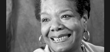 The Great Maya Angelou Has Passed On