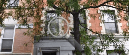 NYC Townhouses: Harlem Studio Townhouse for Rent