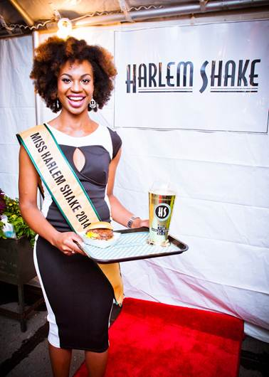 Introducing Miss Harlem Shake 2014 Ijeoma Eboh