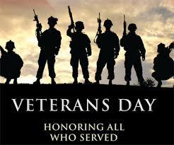 Happy Veteran's Day