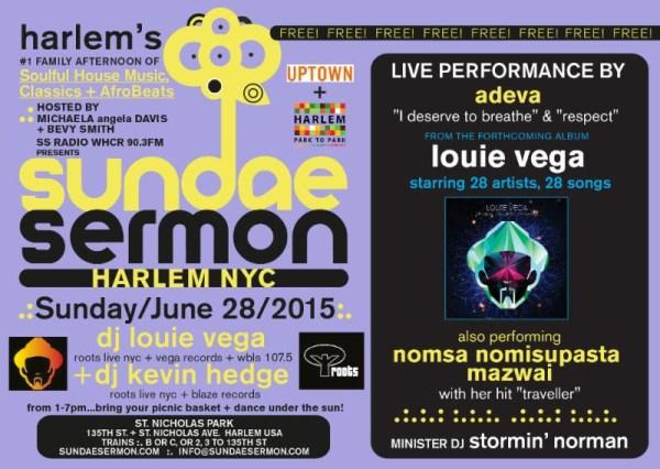 sundae sermon