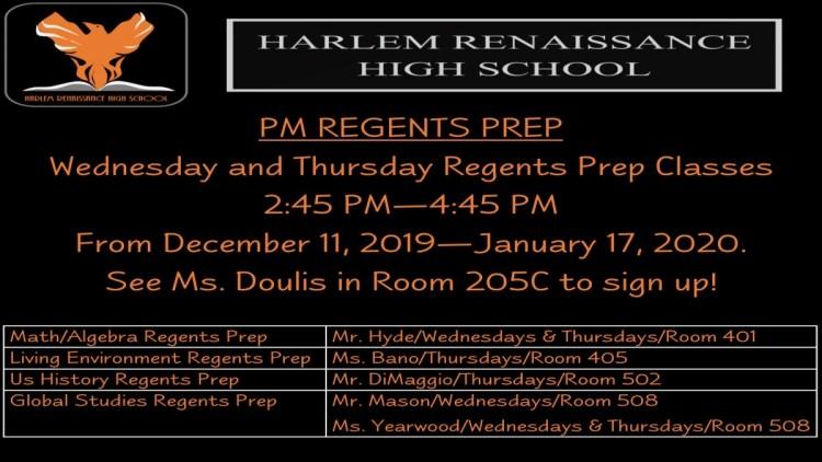 Regents prep