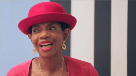 melba moore talks