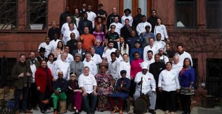 Harlem Eat Up Festival Chefs 2015