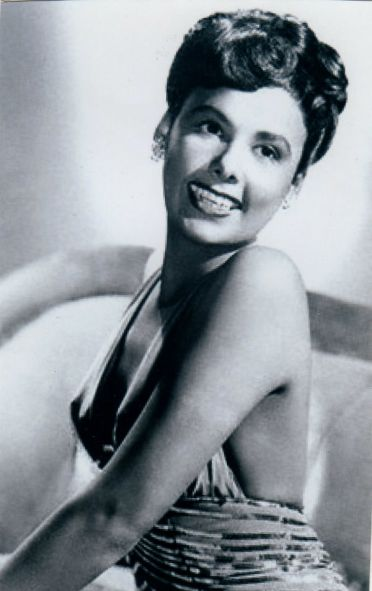 Lena Horne (P R photo ) 1940's 289