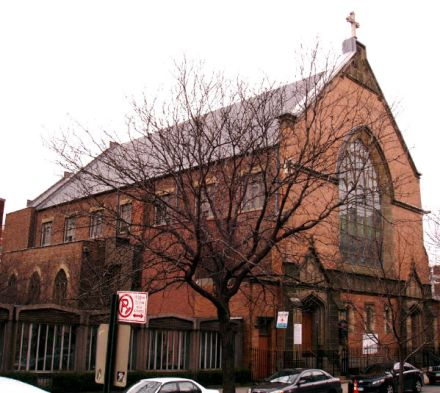 StPhilips church in harlem