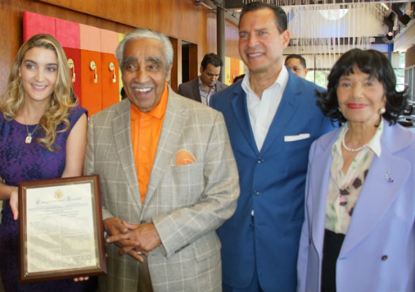 rangel and others at harlem