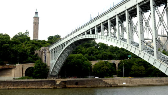 the high bridge in uptown