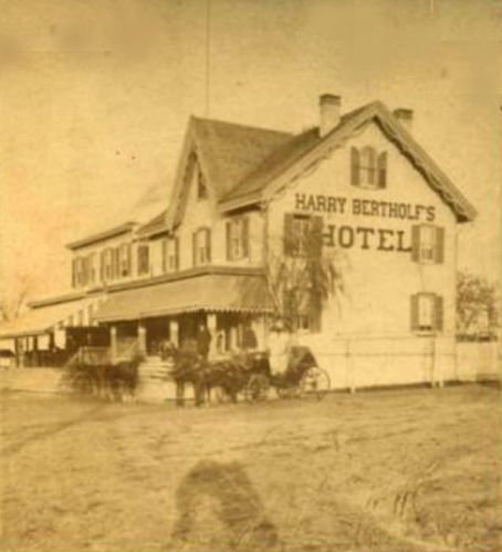 the harlem hotel 1800