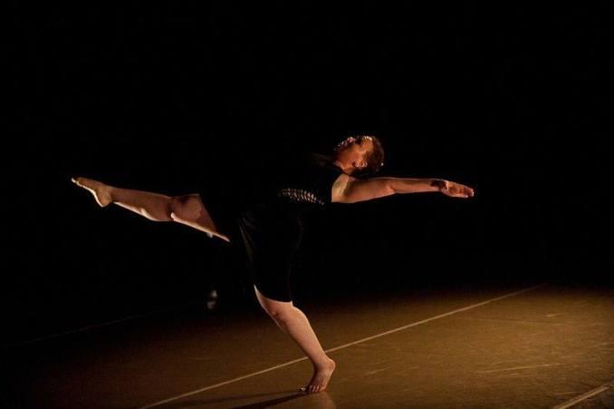 Dancer Francine Ott