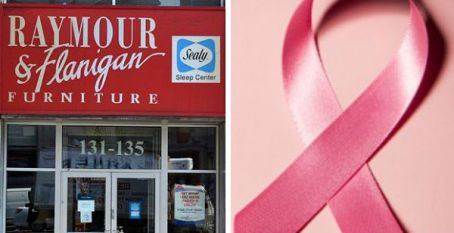 raymore and flanagan and breast cancer