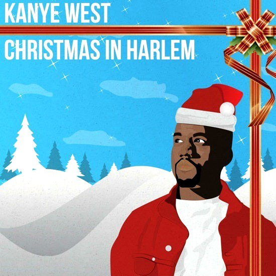 kanye west christmas in harlem1