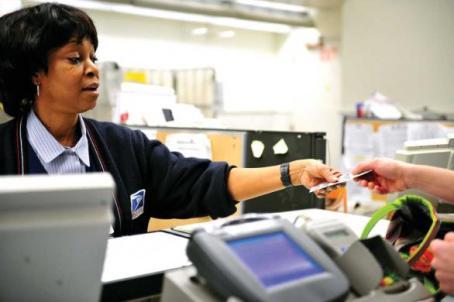 postal worker in harlem