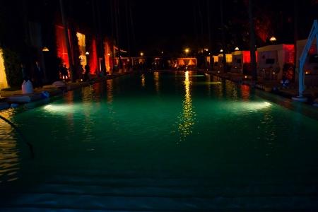 Pool Area at the Delano Beach Club,
