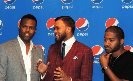 pepsico event in harlem