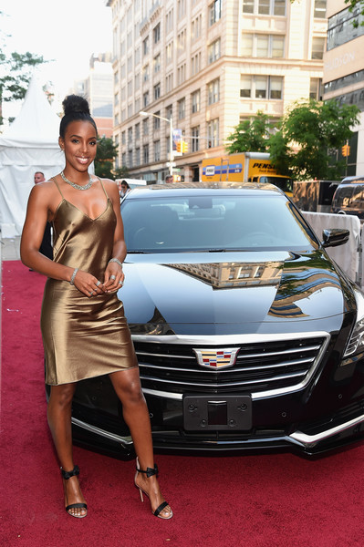 Cadillac and kelly rowland