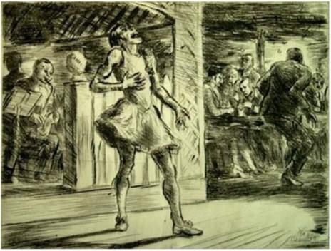 harlem dancer