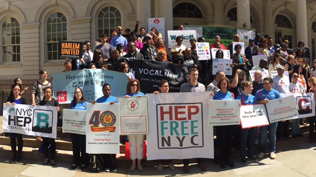 Harlem Day Of Action To Address High Rate Of Hep C In NYC
