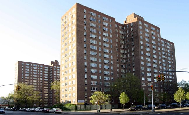 Savoy Park Complex In Harlem