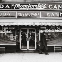 "Thomforde's ""The Best Ice Cream"" Shop Harlem, NY 1903 - 1983"