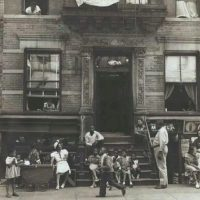 The Party's Used To Be On The Best Stoops Of Harlem, New York