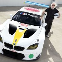 Miami: World Premiere Of BMW Art Car By John Baldessari At Art Basel 2016