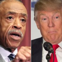 Donald Trump Makes Surprise Call To Harlem Rev Al Sharpton