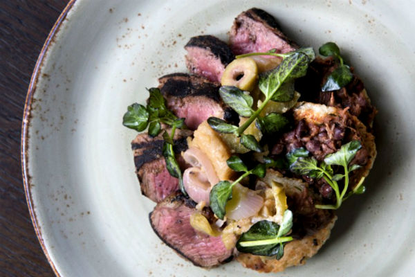 Chef JJ Johnson Debuts New Menu At Legendary Minton's In Fabulous Harlem