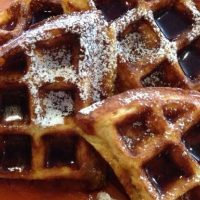 It's Waffle Day: Here Are The Best Ways To Waffle In Harlem